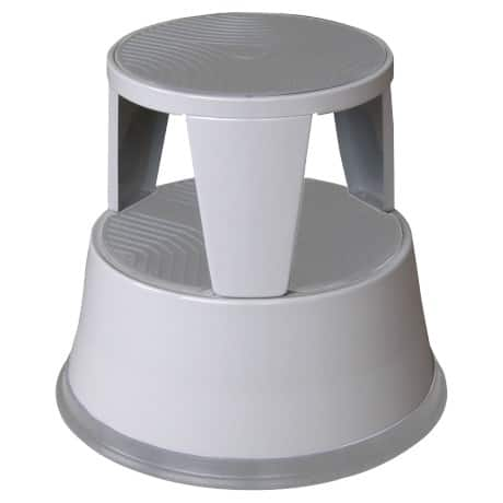 Office Depot Mobile Step Grey