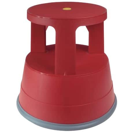 Office Depot Mobile Step Red