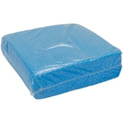General purpose cleaning cloths – blue (pack of 50)