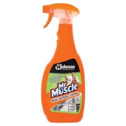 Mr Muscle Multi-Purpose Cleaner Professional unscented 750 ml