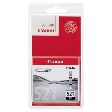 Canon CLI-521BK Original Ink Cartridge Photo Black