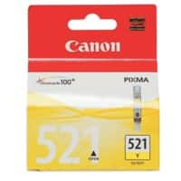 Canon CLI-521Y Original Ink Cartridge Yellow