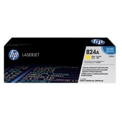 HP 824A Original Toner Cartridge CB382A Yellow