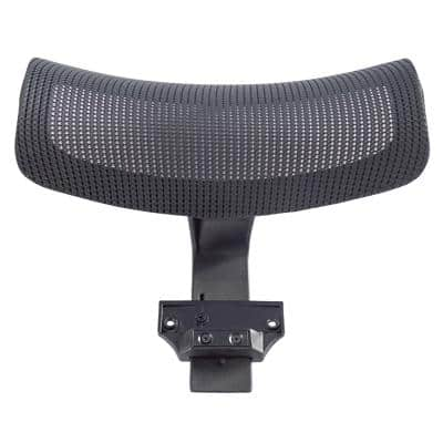 Realspace Headrest for RS Soho Karl Chair Black