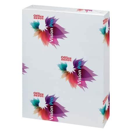 Office Depot Vision Pro Copier Paper A3 100gsm White 500 sheets