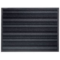 Office Depot Multipurpose Floormat 680 mm x 900 mm Anthracite