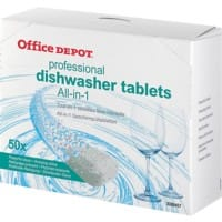 Office Depot Dishwasher Tablets 3089457 50 pieces