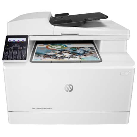 HP laserjet pro M181fw colour laser all-in-one printer