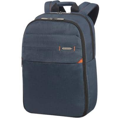 Samsonite Backpack Network 3 15.6 Inch Polyester Blue 30 x 19 x 43.5 cm