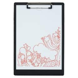 Office Depot Clipboard Black A4 23.5 x 34 cm polypropylene