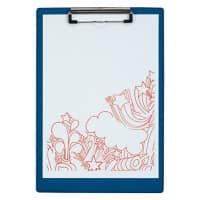Office Depot Clipboard Blue A4 23.5 X 34 cm PVC