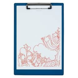Office Depot Clipboard Blue A4 23.5 x 34 cm polypropylene