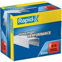 Rapid Staples 42591 40 Sheets Grey 5000 Staples