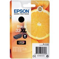 Epson 33XL Original Ink Cartridge C13T33514012 Black