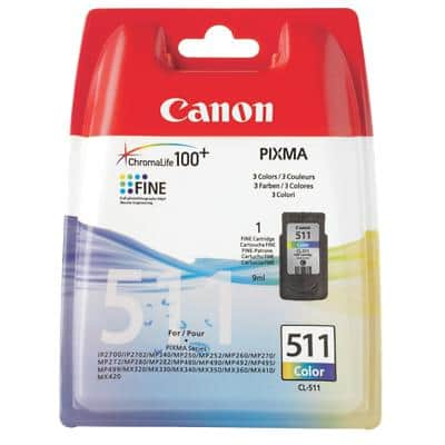 Canon CL-511 Original Ink Cartridge 3 Colours