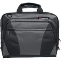 Monolith Laptop Bag 2400 36.1 x 6.2 x 41.8 cm Black, Grey