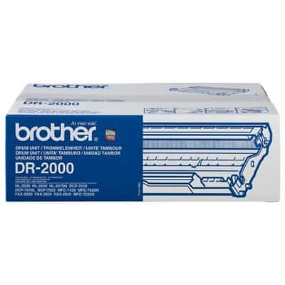 Brother DR-2000 Original Drum Black