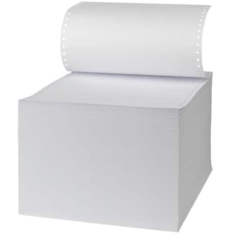 Niceday Listing Paper, 1 Part Plain with Micro vp's, 279 x 241 mm, 70gsm