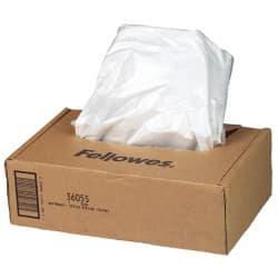 Fellowes Shredder Bags Size Extra Large Pack of 50