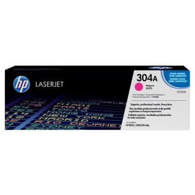 HP 304A Original Toner Cartridge CC533A Magenta