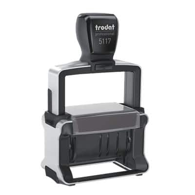 Trodat Worded Stamp Professional 5117