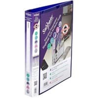 Snopake Executive Ring Binder A4 Purple
