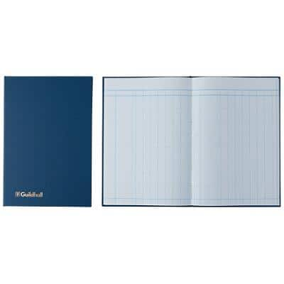 Guildhall Account Book 31/3Z 3 Cash Columns 80 Pages 40 Sheets