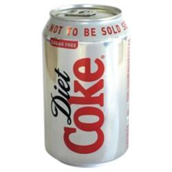 Diet Coke 330 ml Can – Case of 24