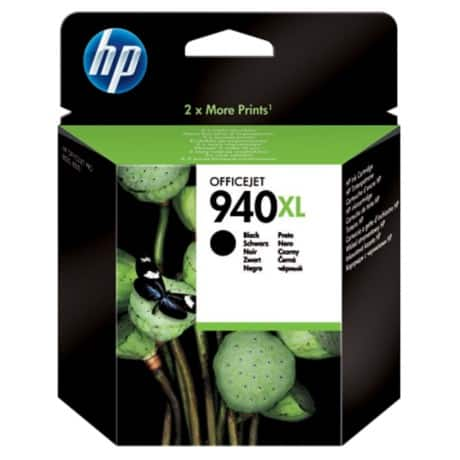 HP 940XL Original Ink Cartridge C4906AE Black