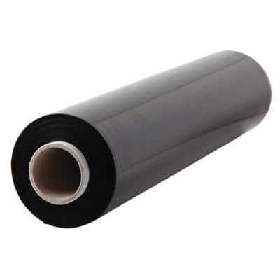 Office Depot Stretch Film Wrap Black 23 Microns 500 mm x 300 m