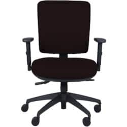 Office Chair Energi-24 Intensive synchro tilt Black