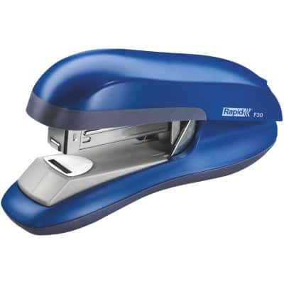 Rapid Stapler F30 30 Sheets Blue