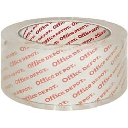 Office Depot Tape Heavy Duty 48 mm x 66 m Transparent