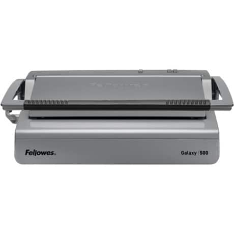 Fellowes Galaxy 500 A4 Large Office Manual Comb Binder with Multi-User Satellite System