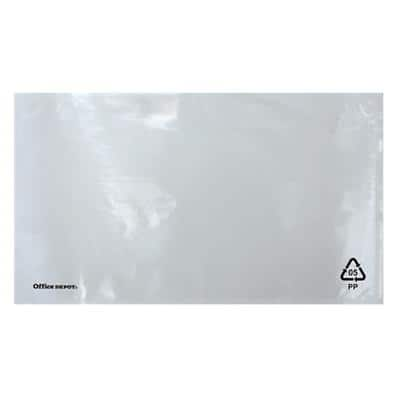 Office Depot Document Enclosed Envelopes DL 220 x 110 mm Plain 250 Per Box