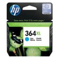 HP 364XL Original Ink Cartridge CB323EE Cyan