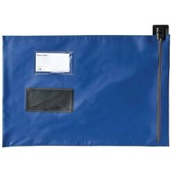 Val-U-Mail Mailing Pouch Blue
