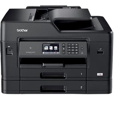 Brother Business Smart MFC-J6930DW Colour Inkjet All-in-One Printer A3