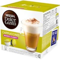 NESCAFÉ Dolce Gusto Cappuccino Skinny Light Coffee Pods 16 Pieces