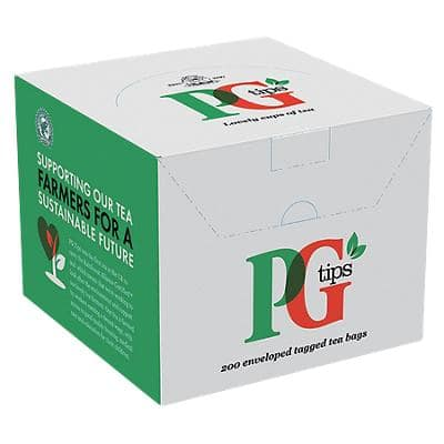 PG tips Black Tea 250 Pieces