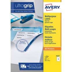Avery Multipurpose Labels 3427 White 800 labels per pack