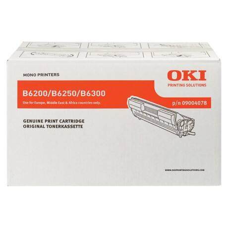 OKI 9004078 Original Toner Cartridge Black