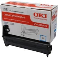 OKI 43870023 Original Drum Cyan