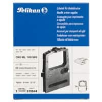 Pelikan Ribbon 571729 13 x 3.4 x 0.8 cm Black