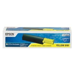 Epson 0191 Original Toner Cartridge C13S050191 Yellow