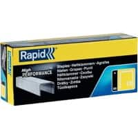 Rapid No13 Finewire Staples Galva 6mm