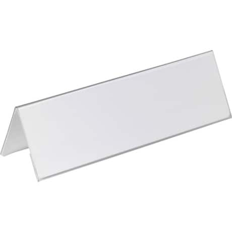 Durable Table Place Name Holders 105 x 297 mm