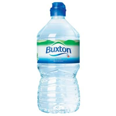 Buxton Still Water 12 Bottles of 1 L