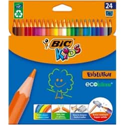 Bic Kids Colouring Pencils - Pack of 24