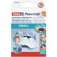 tesa Powerstrips Special Tapes Powerstrips 0.035 m White 14 Pieces